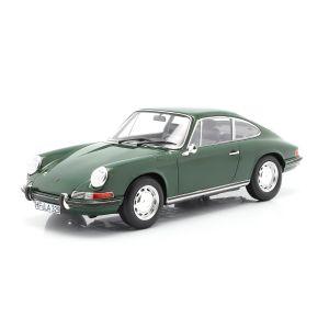 Porsche 911 L Coupe Año de fabricación 1973 verde irlandés 1/18