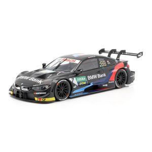BMW M4 #7 DTM 2019 Bruno Spengler 1/18