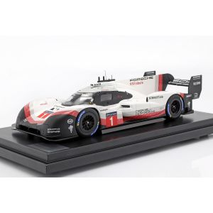 Porsche 919 Hybrid Evo #1 Tribute Tour 2018 Édition Signature 1/12