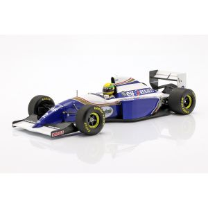 Ayrton Senna Williams FW16 #2 Brasilien GP Formel 1 1994 1:18