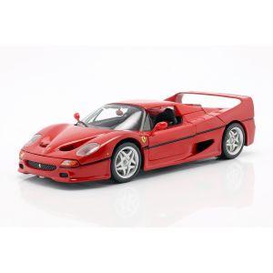 Ferrari F50 rouge 1/18