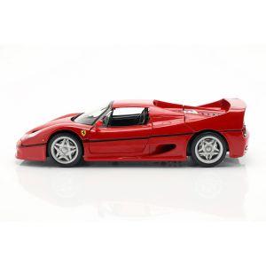 Ferrari F50 rojo 1/18