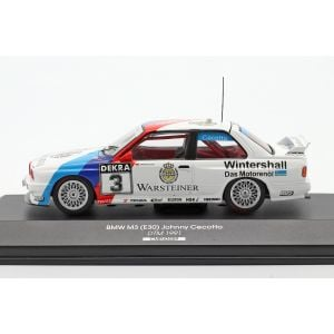 BMW M3 (E30) Sport Evolution #3 DTM 1991 Johnny Cecotto 1/43
