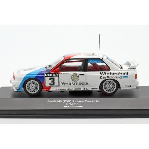 BMW M3 (E30) Sport Evolution #3 DTM 1991 Johnny Cecotto 1:43