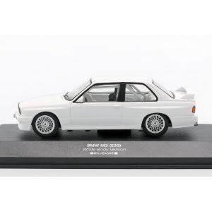BMW M3 (E30) Sport Evolution DTM 1992 Plain Body Version white 1/43