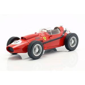 Mike Hawthorn Ferrari Dino 246 #6 2nd Morocco GP Champion du monde F1 1958 1/18