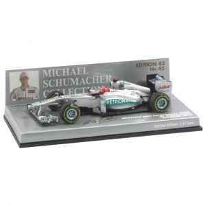 Michael Schumacher 1:43