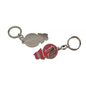Alfa Romeo Lifestyle 110 Keyring Anniversary