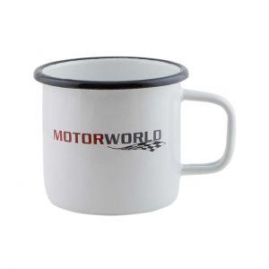 Motorworld Taza de metal Pitlane