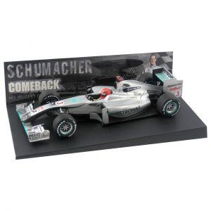 Michael Schumacher 1:18