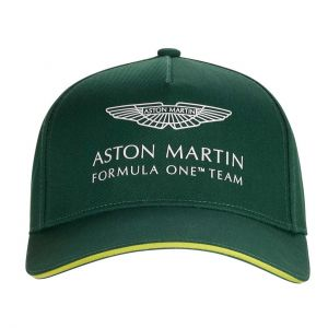 Aston Martin F1 Official Team Cap green