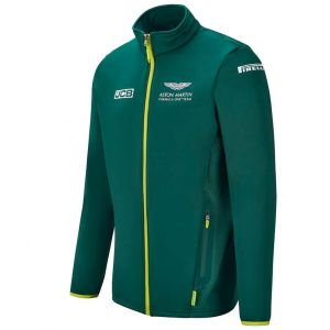 Aston Martin F1 Official Team Softshell Jacket