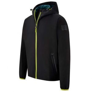 Aston Martin F1 Official Lifestyle Rain Jacket