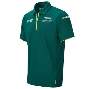 Aston Martin F1 Official Team Polo shirt
