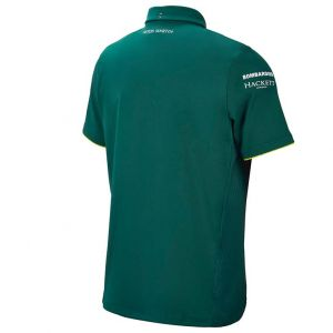 Aston Martin F1 Official Team Polo