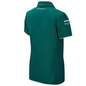 Aston Martin F1 Official Team Damen Poloshirt