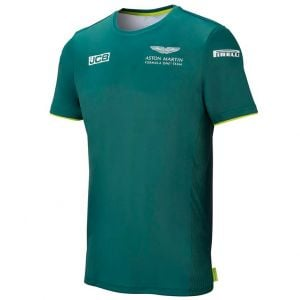 Aston Martin F1 Official Team Camiseta