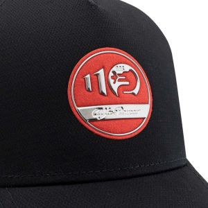 Alfa Romeo Lifestyle 110 Casquette Emblem 110 noir