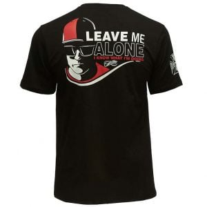 Kimi Räikkkönen T-Shirt Leave me alone II