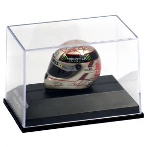 Michael Schumacher Reproduction Casque 300e GP Spa 2012 1/8