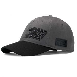 Kimi Räikkönen Cap Black Label Roundbrim grey-black
