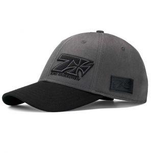 Kimi Räikkönen Casquette Black Label Roundbrim gris-noir