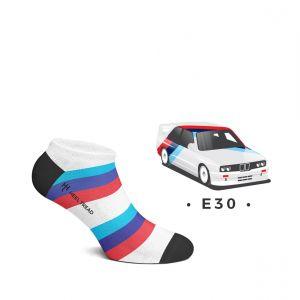 E30 Chaussettes Basses