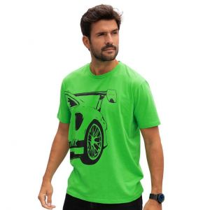 Manthey-Racing T-Shirt GT3RS MR grün