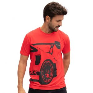 Manthey-Racing T-Shirt GT2RS MR rot