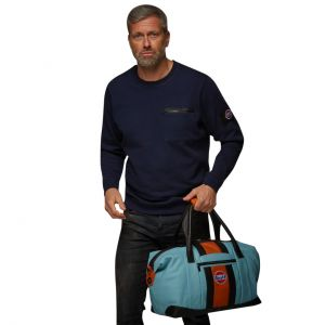 Gulf Travel Bag Medium gulf blue