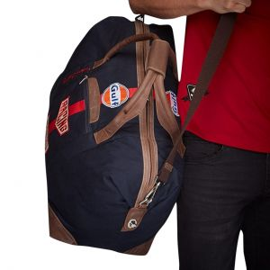 Gulf Michael Delaney Travel bag navy blue