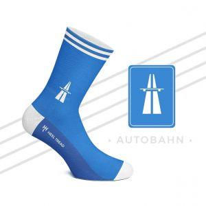 Autobahn Socken