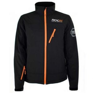 ROC Softshell Jacket Stamp