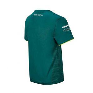 Aston Martin F1 Official Team Kinder T-Shirt