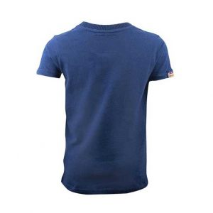 Gulf T-Shirt Dry-T Kinder navy blue