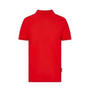 Scuderia Ferrari Classic Poloshirt Kids red
