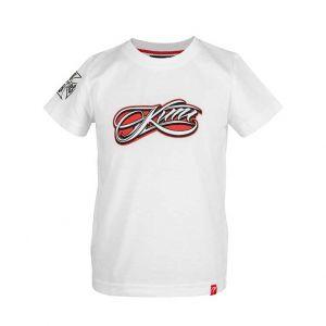 Kimi Räikkönen Camiseta infantil Silueta