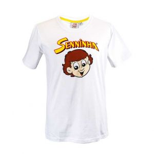 Ayrton Senna T-Shirt Senninha Kids