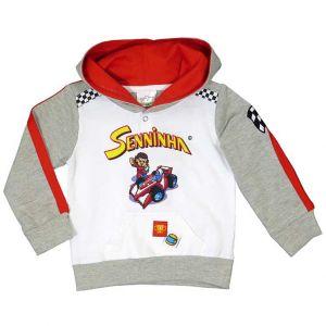 Ayrton Senna Sweat à Capuche Senninha