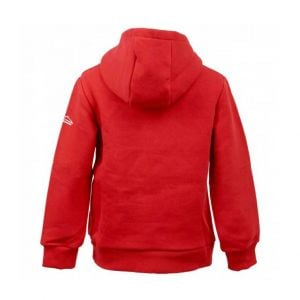 Michael Schumacher Hoodie Kids World Champion red