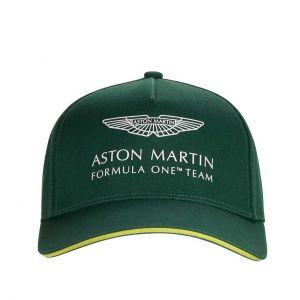 Aston Martin F1 Official Team Bambini Cappuccio verde