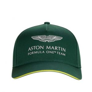 Aston Martin F1 Official Team Kinder Cap grün