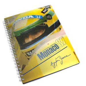 Notizbuch Monaco 87