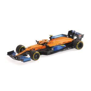 McLaren Renault MCL35 - Lando Norris - 3ème place Autriche GP 2020 1/43