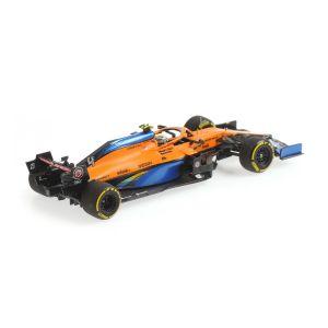 McLaren Renault MCL35 - Lando Norris - 3er lugar Austria GP 2020 1/43