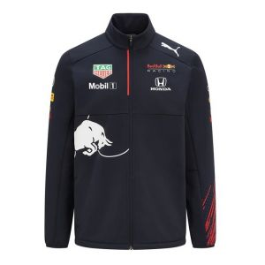 Red Bull Racing Team Chaqueta Softshell 2021 navy