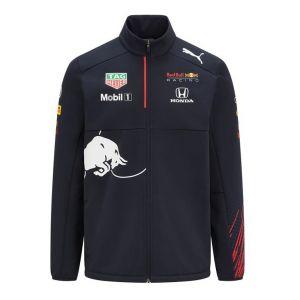 Red Bull Racing Team Softshell Jacke 2021 Navy