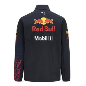 Red Bull Racing Team Veste softshell 2021 navy
