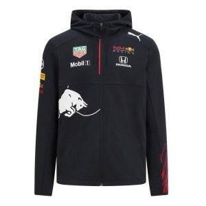 Red Bull Racing Team Veste de survêtement 2021 navy