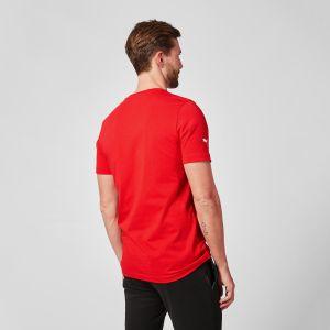 Scuderia Ferrari Camiseta Classic roja